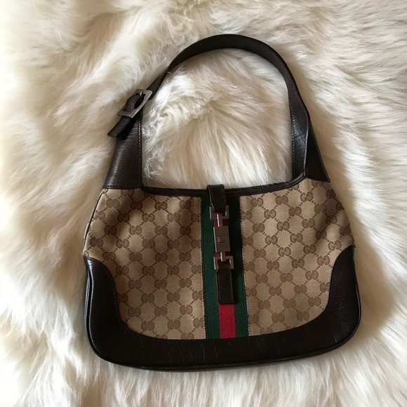 55db38b57e3f Gucci Bags | Jackie O Hobo Bag | Poshmark